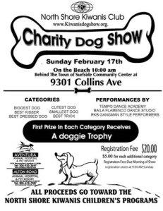 event dog show
